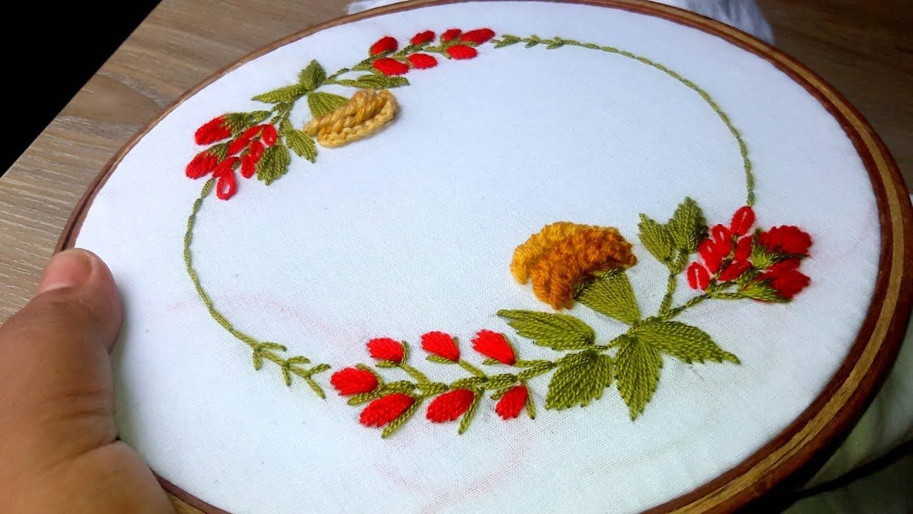 Benefits Of Embroidery