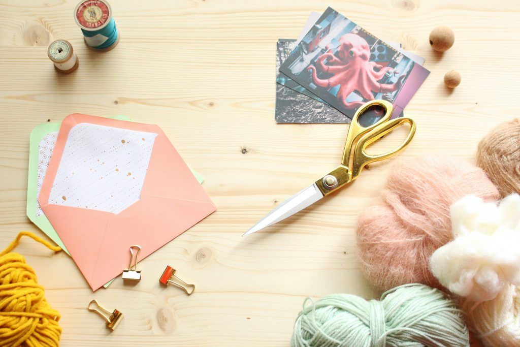 Essential tools for home crafts